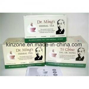 Dr. Ming Herbal Weight Loss Slimming Tea pictures & photos
