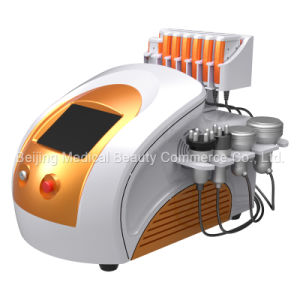 Lipo Laser Cavitation RF Multifunction Beauty Machine pictures & photos