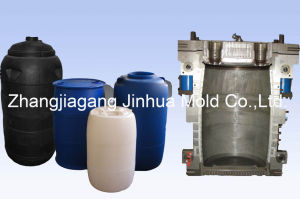 Plastic Barrel Blow Mold (100L-250L)