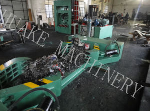 Hkc-80scrap Metal Bale Breaker pictures & photos
