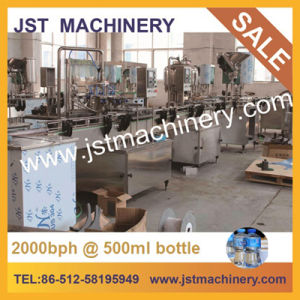 Small Scale Pet Bottle Liquid Filling Machine / Line / Plant pictures & photos