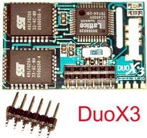DuoX3 for XBOX Modchip