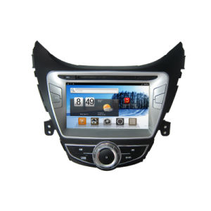 Car DVD Navigation GPS for 2012 Elantra with Android System