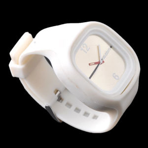 Silicone Square Shape Watch pictures & photos