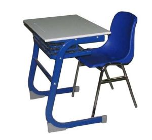 Ue Popular School Desk and Chair pictures & photos