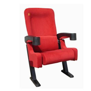 Cinema Hall Seating Film Auditorium Seat Movie Theater Chair (S99) pictures & photos