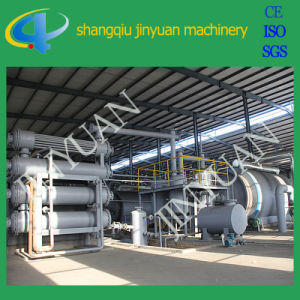 Semi-Contiunous Used Tire Recycling Machine pictures & photos
