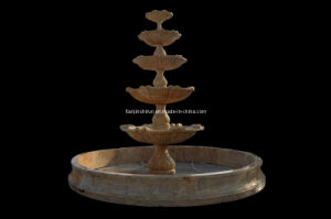 5 Tier Stone Fountain (FNT074) pictures & photos