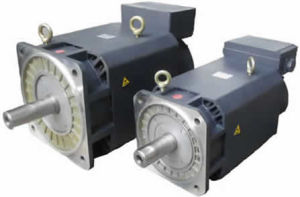 GM7 series Asynchronous Main Spindle Servo Motor (2.2KW-100KW)