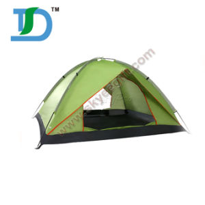 Hot Sale Luxury Family Inflatable Polyester Camping Tents pictures & photos