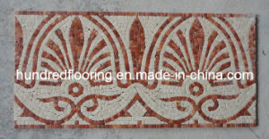 Marble Stone Mosaic Border (STP95) pictures & photos