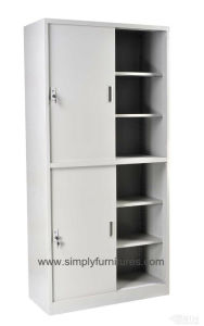 Metal Structure Office Furniture Filing Storage Cabinet (T1-WD0918) pictures & photos