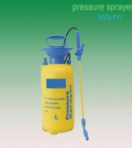 4L Pressure Hand Sprayer  (QFG-4Y) pictures & photos
