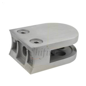 OEM Stainless Steel 316 Clamps for Glass pictures & photos