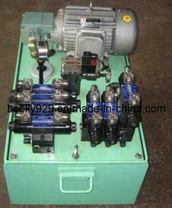 Spring Coiling Hydraulic System