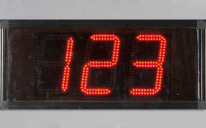 Static Destination Board (888)