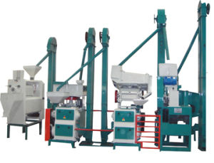 CTNM20 Auto Rice Shelling Machine pictures & photos