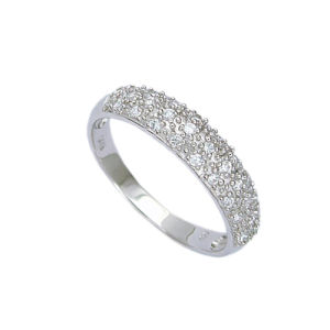 925 Silver Jewelry Ring (210942) Weight 2.1g
