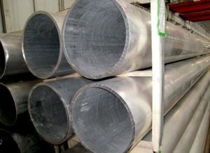 Magnesium Alloy Extruded Pipe