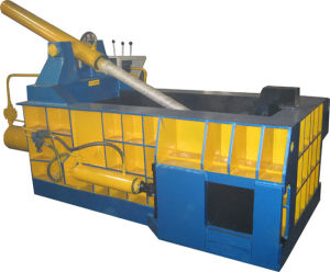 Jingdong Good Quality Hydraulic Metal Balers