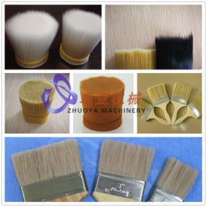 Paint Brush Filament Production Line/Tapered Brush Wire Machine pictures & photos