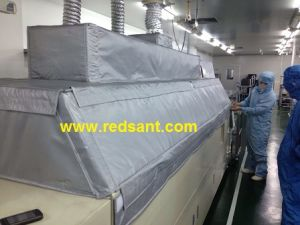 Machine Jacket for Thermal Insulation pictures & photos