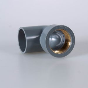 PVC Elbow (FQ35001) pictures & photos