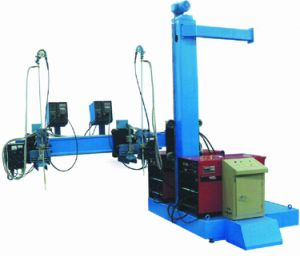 Cantilever Electroslag Welding Box Beam Production Equipment pictures & photos