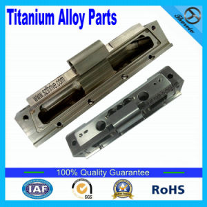 High Precision CNC Machining Part Titanium Alloy Parts (CNC016)