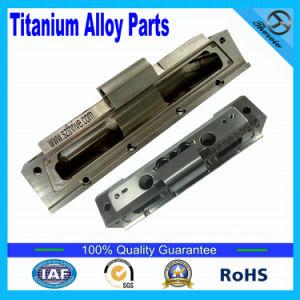 High Precision CNC Machining Part Titanium Alloy Parts (CNC016)