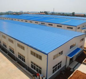 Portal Frame of Steel Structure Workshop (SSW-012) pictures & photos