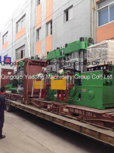 Rubber Vacuum Compression Molding Machine (YADONG) ISO/CE pictures & photos
