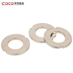 Disc Magnet D9.5xd6.35X1mm Permanent Magnet pictures & photos