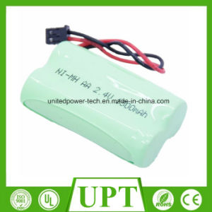 Ni-MH 1500mAh AAA 2.4V Rechargeable High Capacity 1500mAh Cordless Home Phone Battery for Uniden Bt-1007 pictures & photos