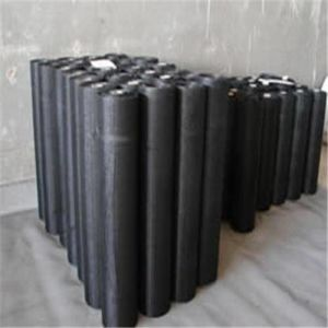 0.13-0.6mm Diameter Black Aneeled Wire Mesh