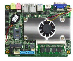 3.5 Inch Embedded Motherboard BM77 Onboard 2g/4G DDR3 1333 Memory Support Intel Mobile Sandy/IVY Bridge I7/I5/I3 pictures & photos