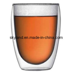 Double Wall Glass Tea Cup: Glassware