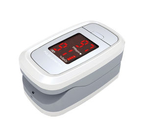 Pulse Oximeter Cms50dl1 Fingertip SpO2 Pulse Oximeter pictures & photos