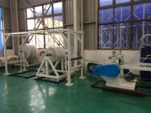 Yxpc Auto Roll Changer Plastic PP/HIPS/PE Sheet Extruder, Oil Hydraulic Winder Plastic Sheet Extruding Machine, Big Roll Winding Easy Move PP/PS/PLA Extruder pictures & photos
