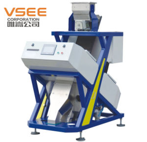 RGB Full Color Food Processing Machine Grain Color Sorter Sesame Seeds Sorting Machine pictures & photos