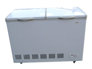 High Quality 118L Solar Power Refrigerator pictures & photos