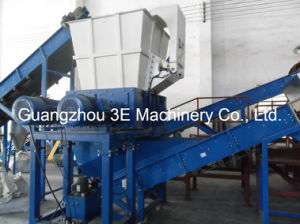 Four Shaft Shredder/Hazardous Waste Crusher/Medical Waste Crusher pictures & photos