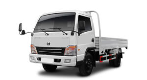 Kingstar Pluto Bl1 2.5 Ton Cargo Truck, Vehicle (Diesel Single Cab Truck) pictures & photos