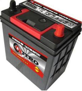 Wet Battery N35 40B19L 12V35Ah pictures & photos