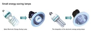 The Integration of Energy-Saving Lamp Series