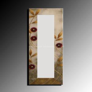 Decorative Mirror - Leather Mirror (HTLM-120)