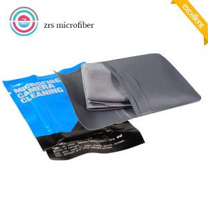 OEM Custom Logo Microfiber Lens Cloth pictures & photos
