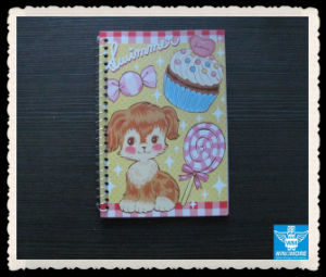 Spiral Notebook YG-ZC9549