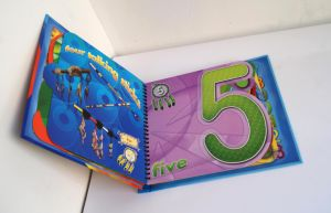 Children Carton Book (gl-015)