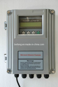 Fixed Ultrasonic Flow Meter pictures & photos
